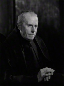 NPG x166898; David Knowles by Walter Bird