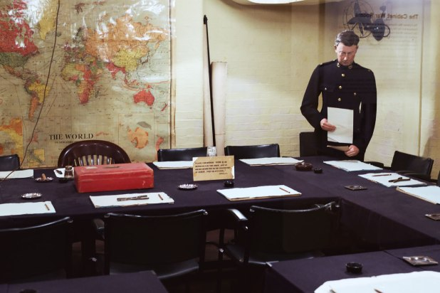 churchill-war-rooms-london-cabinet-war-rooms