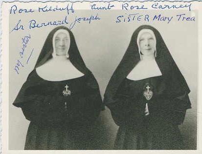Sr. Bernard Joseph & Sr. Mary Trea corrected