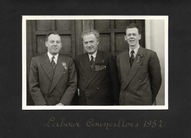 Dad Dagenham Council 1952
